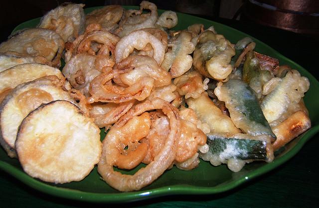 fritto misto di verdure