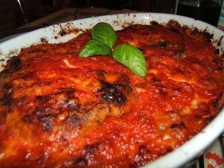 Parmigiana del 7 agosto 2008
