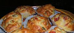 muffins salati