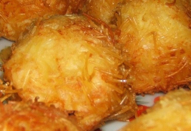 Ricci di patate con gorgonzola