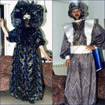 carnevale in maschera