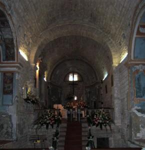 Pieve San Giovanni Battista di Loreto - Gubbio