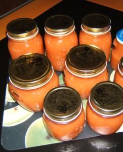 Marmellata di mele cotogne e succo d'uva