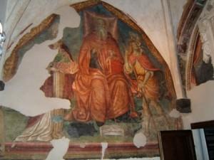 Ingresso Chiesa della Misericordia