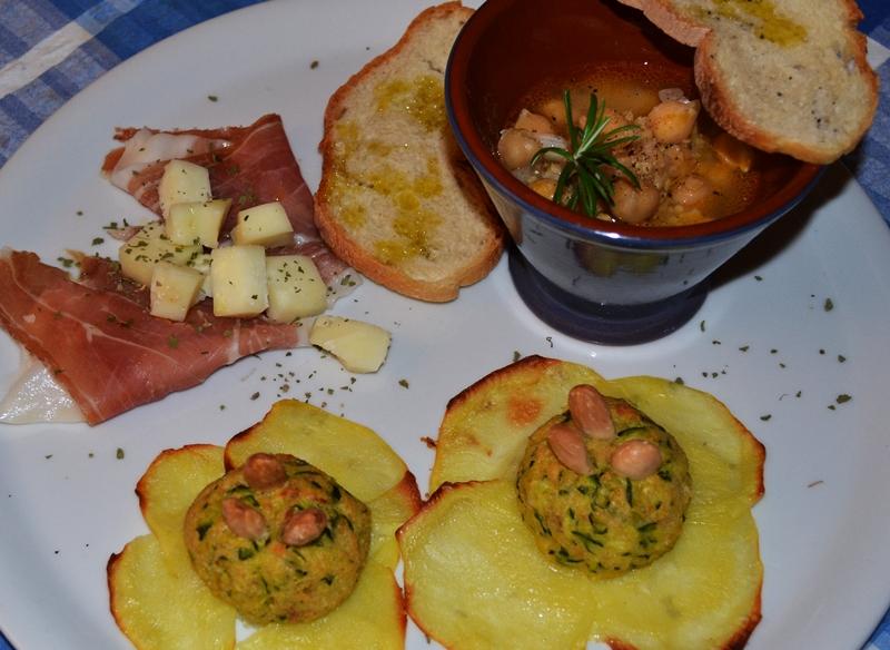 polpettine di zucchine