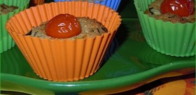 mini-torte di zucchine