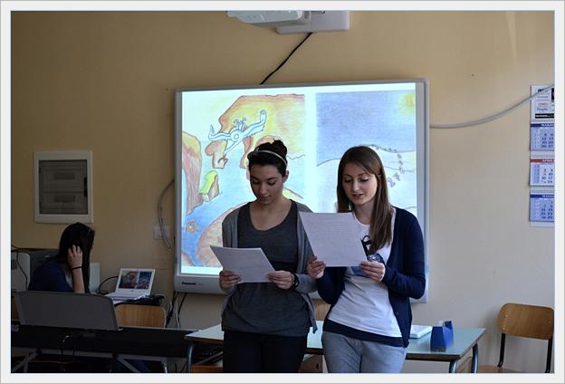 Viola Ghiandoni e Benedetta Pierucci