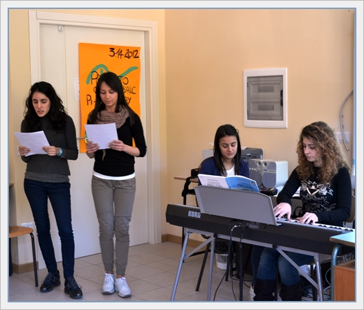 Elena Menichetti, Elisabetta Pannacci, Laura Zoppis, Giulia Gambini