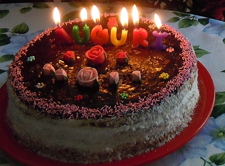 torta maria