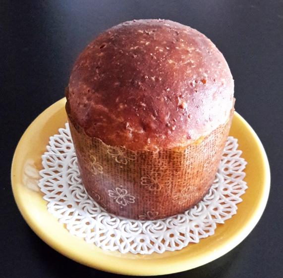 mini torta di Pasqua