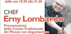 chef Erny Lombardo