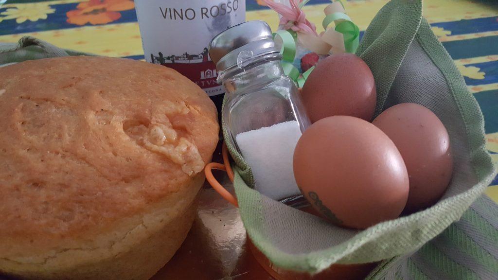 La colazione di Pasqua