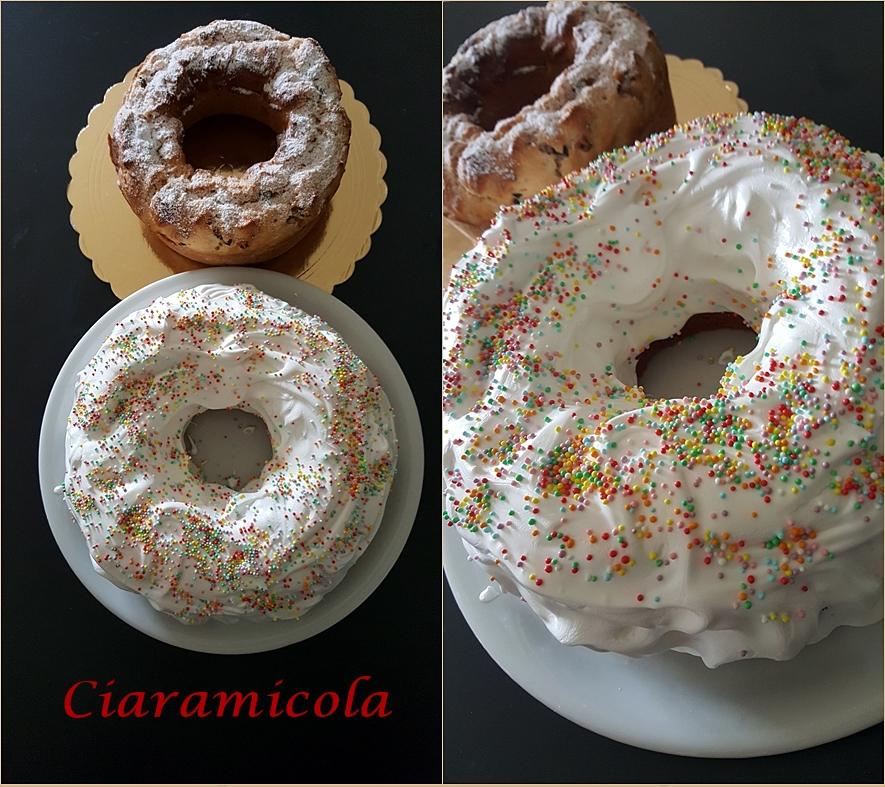 CIARAMICOLA e Ciambella