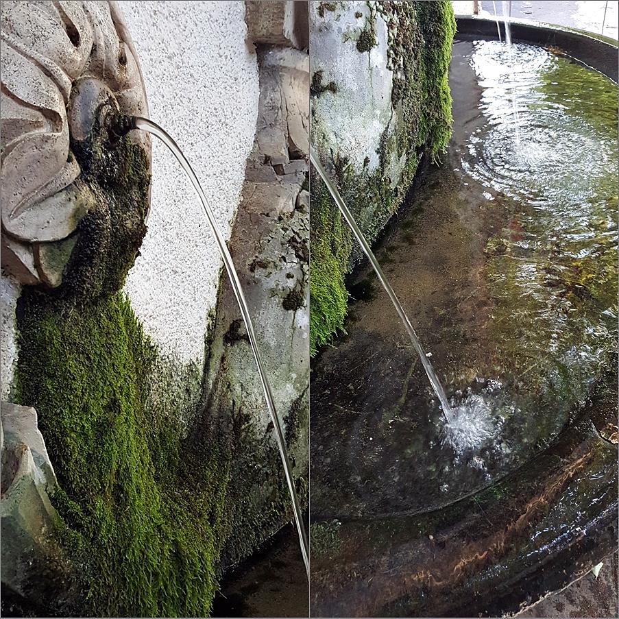Fontana a Nocera Umbra
