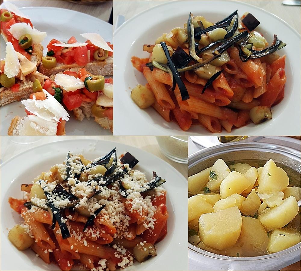 La cucina della sig.ra Cettina