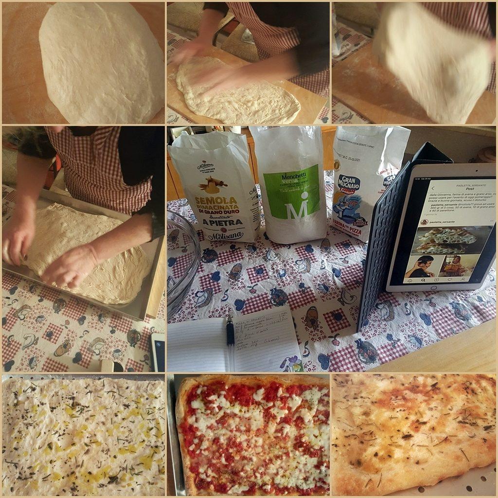 Pizza di Paoletta ed Erica