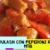 GOULASH con PEPERONI ROSSI