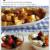 Pollo arrosto con patate e macedonia di frutta di stagione