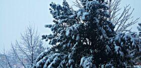 neve a Gubbio